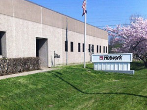 Hotwork headquarters in Lexington, Kentucky USA