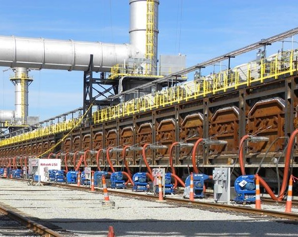 2011, USA, Heat Recovery Coke Ovens and HRSGs, 80 Burners, Natural Gas