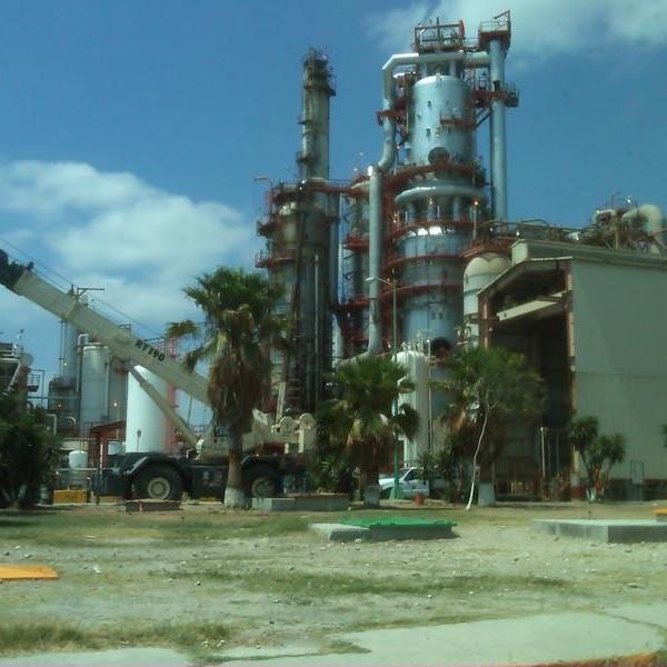 2011, Mexico, FCCU, 20 Burners, Refinery Gas