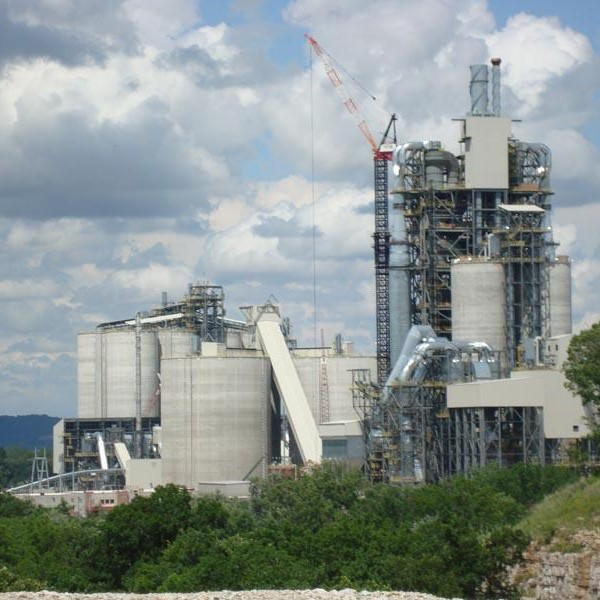 2009, USA, Cement Plant Start Up, 32 Burners, Diesel Oil