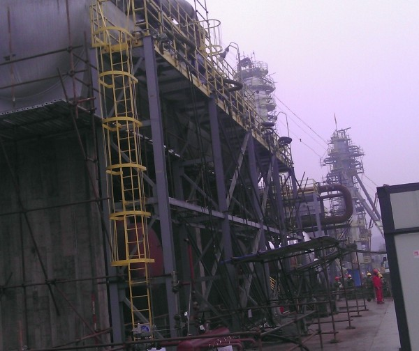 2014, China, Gas Processing Plant, Natural Gas