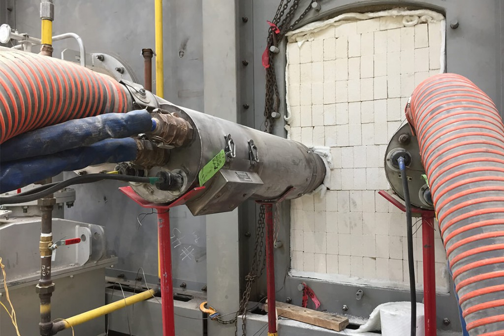 Hotwork Refractory Dryout Services Hotwork